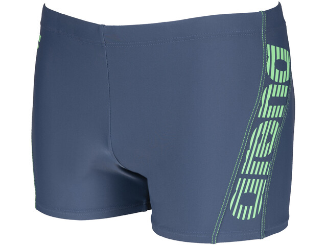 arena Byor Evo Shorts Heren, shark/golf green